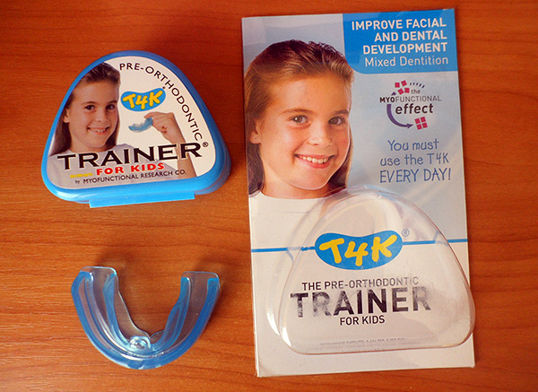 Silicone Orthodontic Trainer for Kids